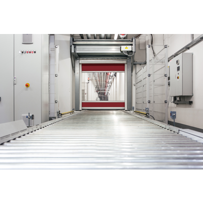 Image for V 3009 – Conveyor technology, flexible high-speed door