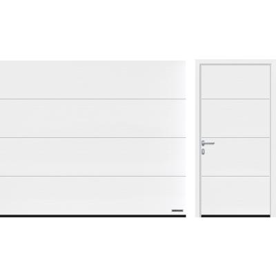 afbeelding voor LPU 42, L-ribbed, Woodgrain, insulated