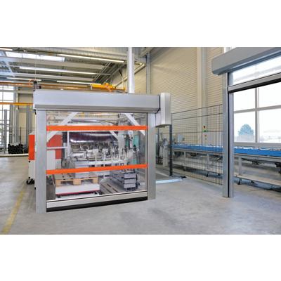 Image for V 5030 MSL – Machine protection door, flexible high-speed door