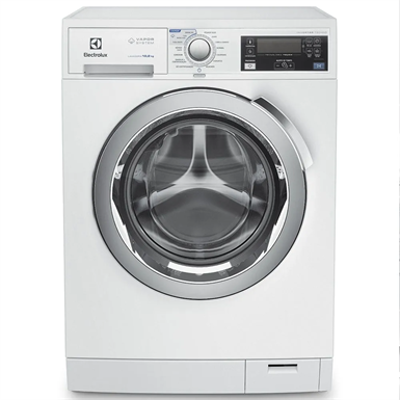 Image for Washer 10,2 Kg Front Load Inverter Engine, Stainless Steel Basket and Steam System