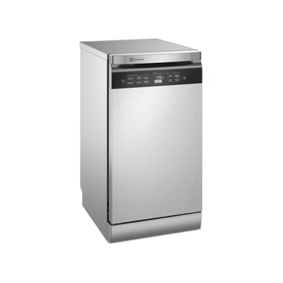 imagen para Stainless Steel Dishwasher With 10 Services  And Grocery Sanitizer Function