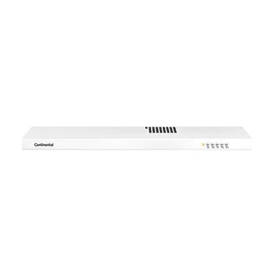 Image for White slim 80cm standard hoods