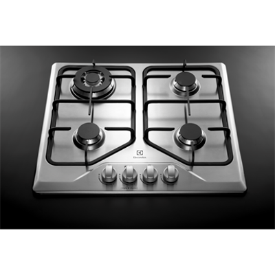 Image for Gas hob with 4 burners