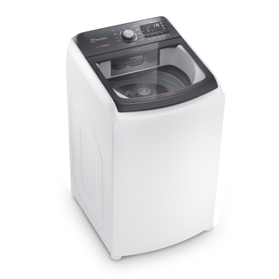 imagen para Washer 14kg Premium Care With Stainless Steel Basket, Jet & Clean And Time Control