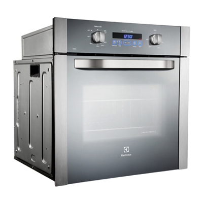 Image pour Gas built-in oven