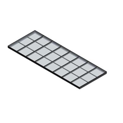 Image for Single Pitch Skylight – Glass