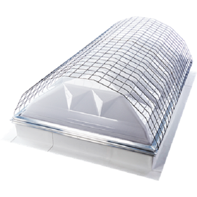 Immagine per Commercial Dynamic Dome Skylight (CD/CG) for roof slopes 0 - 60 degrees