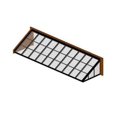 Immagine per Lean-To Skylight – Glass