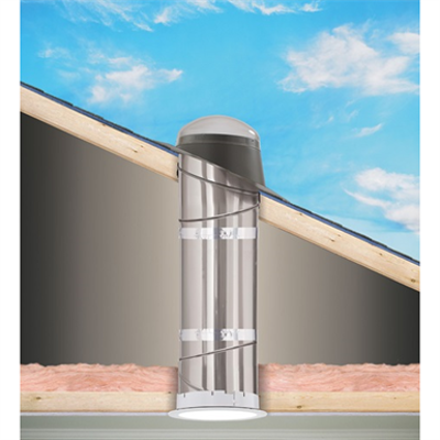 Immagine per Self-flashed Pitched Sun Tunnel Skylight (TMR) for roof slopes 14 - 60 degrees