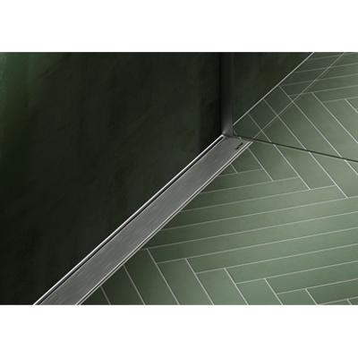 画像 Linear shower drain  - free in floor or wall application -Modulo TAF / TAF Wall