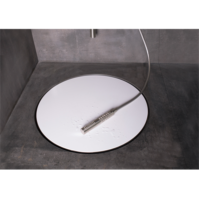 Image for Circular shape and extraordinary size design shower drain - Dot