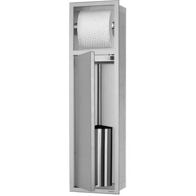 Image for Toilet brush holder & Paper holder -  TCL-7