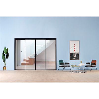 Image pour TATA Minimal narrow-edged sliding door