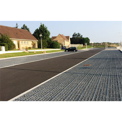 Image for 100% gravel on mineral foundation - complete O2D system