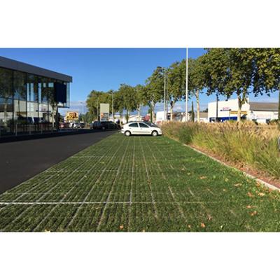 Image for O2D Fertile Foundation for light vehicle parking lot