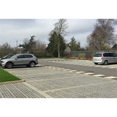 Image for 100% gravel with 2 paved lines
