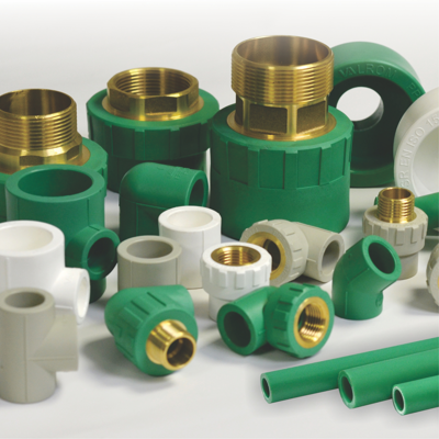 Image for RandomKIT - PP-R pipe and fittings - project template