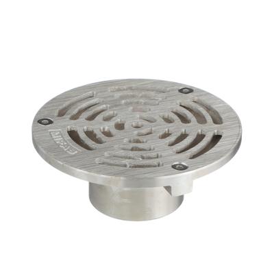 画像 F1230 Floor Drain for Non-Membrane Floor Areas