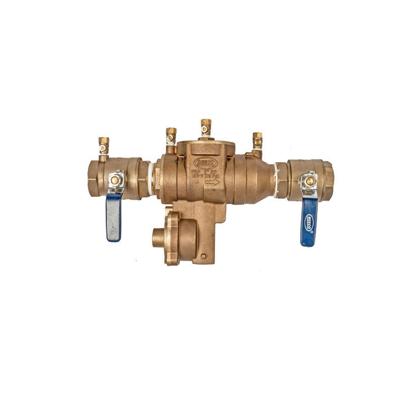 "imazhi i FRP (½""-2″) Reduced Pressure Zone Backflow Assembly"