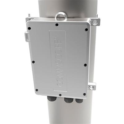 Image for Power Extender, Universal Mount, Outdoor, 60 Watt, 48 Vdc, Fiber Pass Through : PFU-P-48-O-060-01