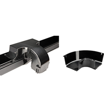 Image for FiberGuide Overhead Fiber Cable Management and Fiber Raceway Solution