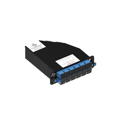 Image for ReadyPATCH TeraSPEED Keyed Module, 24 LC Ports, Blue - Part Number : 760087544