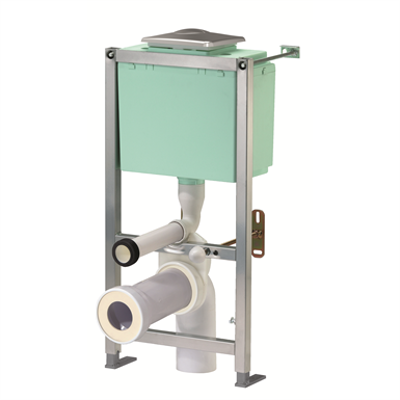 Image for BCM 800 Wall Frame Unit Inc Cistern