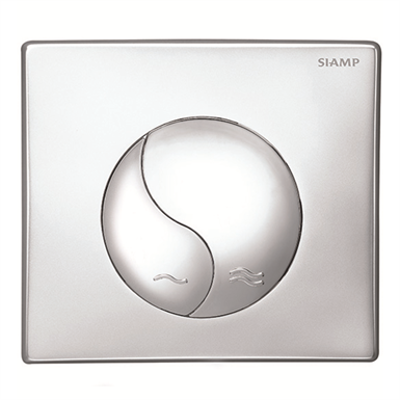 Image for Yin Yang Flush Plate