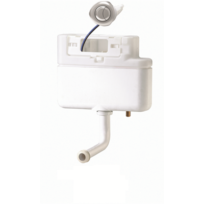 Image for Intra Pneumatic Concealed Cistern Bottom Entry Inlet ECO