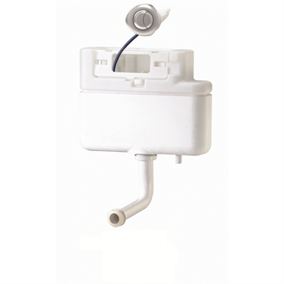 Image for Intra Pneumatic Concealed Cistern Bottom Entry Inlet