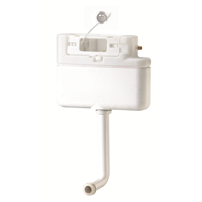 Image for Intra Concealed Cistern Side Entry Inlet