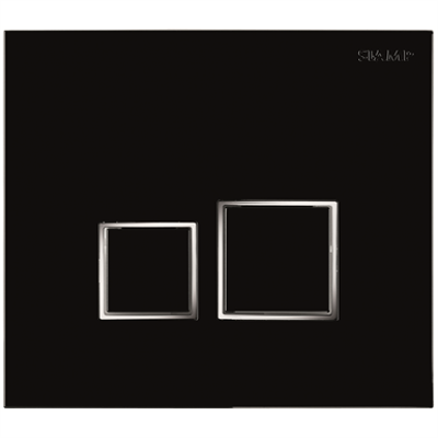 Image for Square Flush Plate