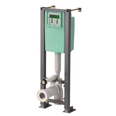 Image for BCU 350 Wall Frame Unit Inc Cistern