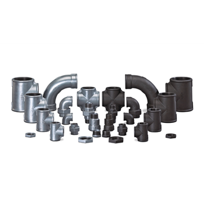 Image for Malleable Cast Iron Fittings