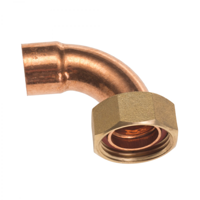 Image for Conex Delcop End Feed-Female Bent Union Spigot-DB6076AB
