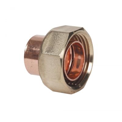 Image for Conex Delcop End Feed-Straight Union Cone-DB633UA
