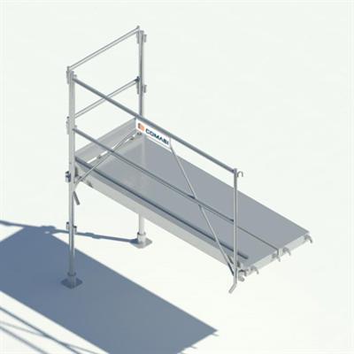 Image for Scaffolding - Left Start - 1m