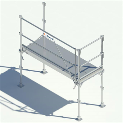 Image for Scaffolding - Right Start - 1m