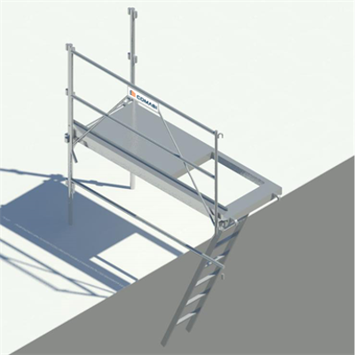 Image for Scaffolding - Intermediate Right Access