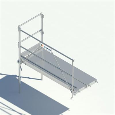 Image for Scaffolding - Left Intermediate