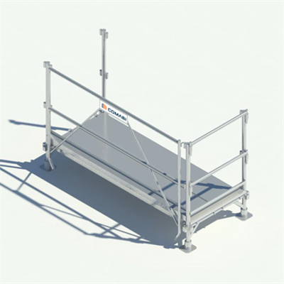 Image for Scaffolding - Right Start - 0m