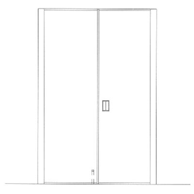 Image for Modernfold® Pocket Doors - Type IV-B