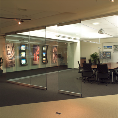 Image for 362 DRS Movable Glass Walls - Full Height Pivot Door