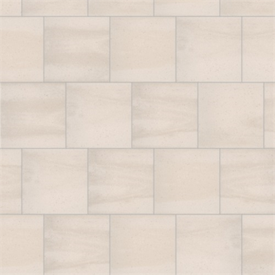 Image for Mosa Solids - Vivid White - Floor tile surface
