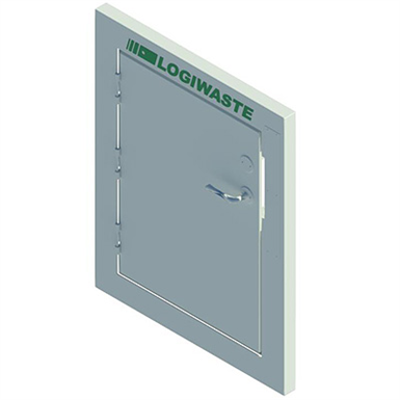 imagen para Manual Waste And Laundry Inlet Door 500x700, DN 500