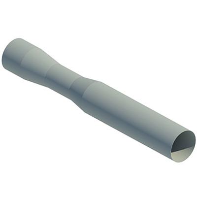 Image for Venturi pipe, DN 400
