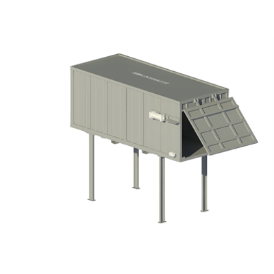 Image for Laundry separator, 23m³