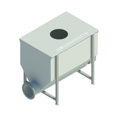 Image for Storage tank 3,4m³, DN400