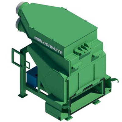 imagen para Low-built compactor, DN 400/500 mm