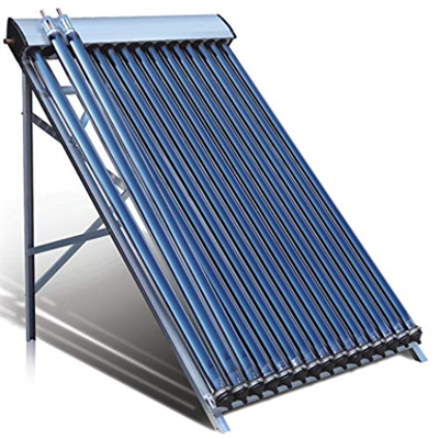 Image for Duda Solar 30 Tube Water Heater Collector 45° Frame